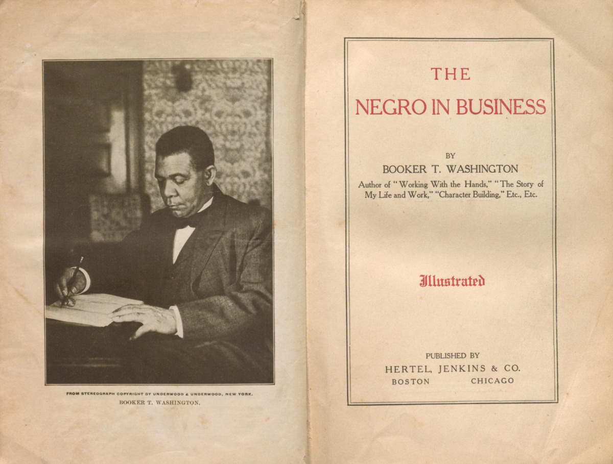 The Negro in Business