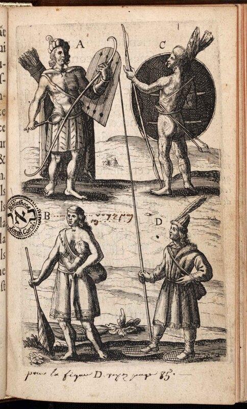 Voyages et descouvertures faites en la Nouvelle France depuis l'année 1615, iusques à la fin de l'année 1618.