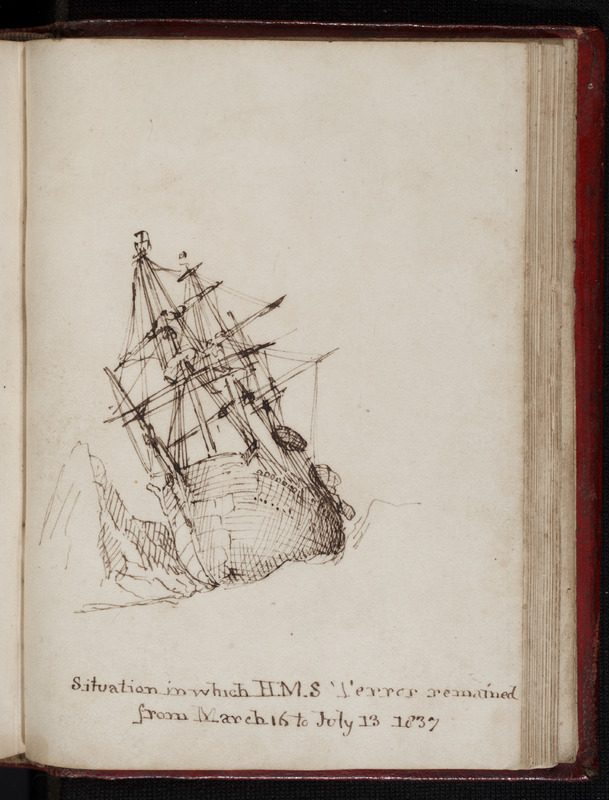 Journal of a Voyage for the Discovery of the N.W. Passage in H.M.S. Terror