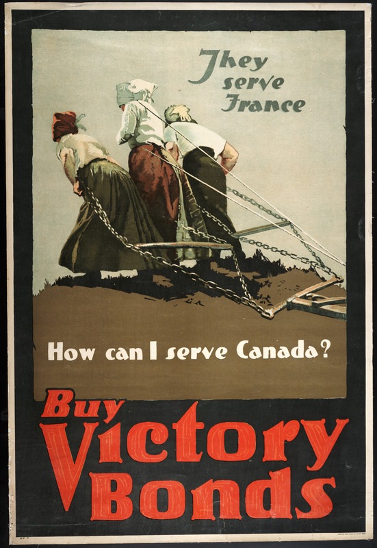 First and Second World War Posters