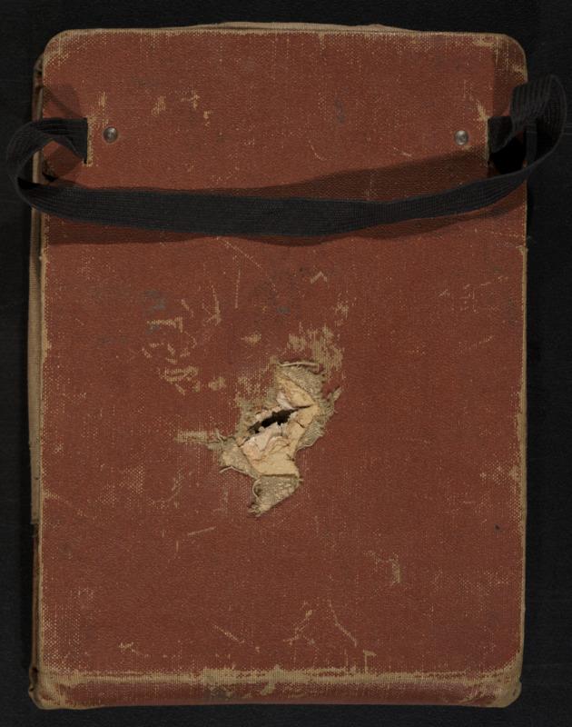 [Harold Innis's notebook]