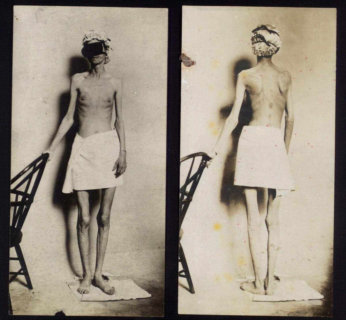 Photographs of Mrs. Doyle 19/02/1923