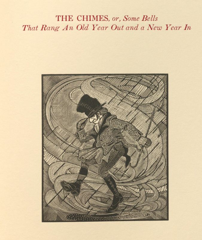 The Chimes, or, Some Bells that Rang an Old Year Out & a New Year In: A Goblin Drama, in 4 Quarters.