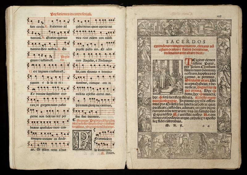 Missale Romanum: ex decreto sacrosancti Concilii Tridentini restitutum.