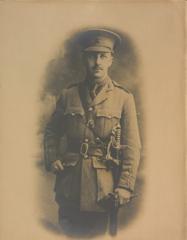 Photograph of Alfred King Tripe