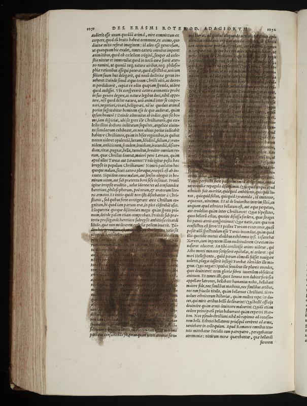 Adagiorum opus Des. Erasmi Roterdami.