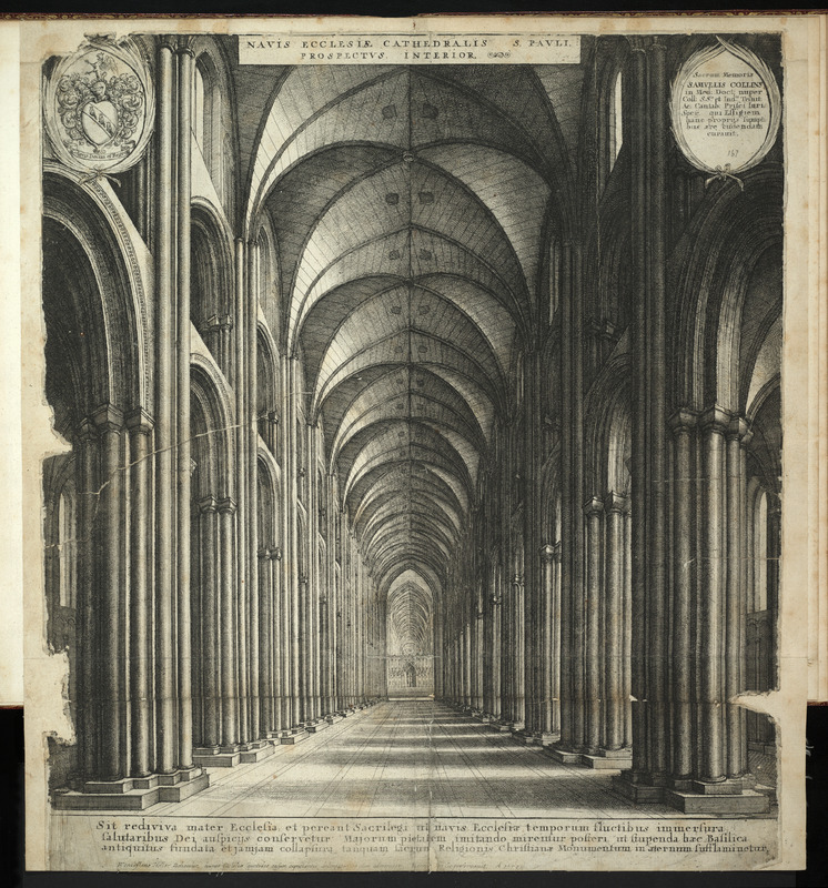 The History of St. Paul's Cathedral in London