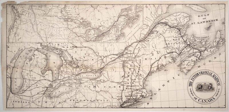 The Intercolonial Railway of Canada
