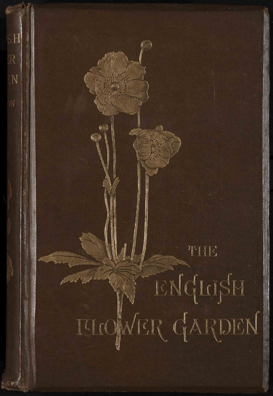 The English Flower Garden.