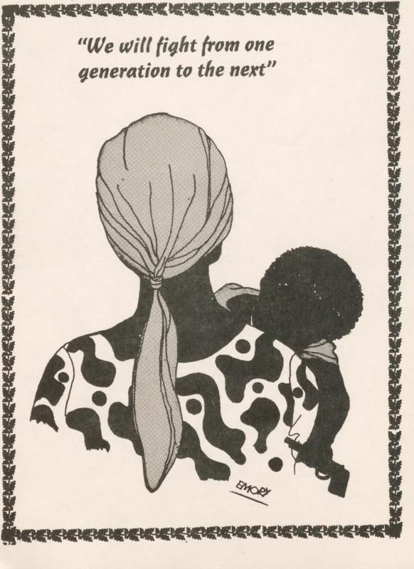 [Black Panther Leaflets. ]