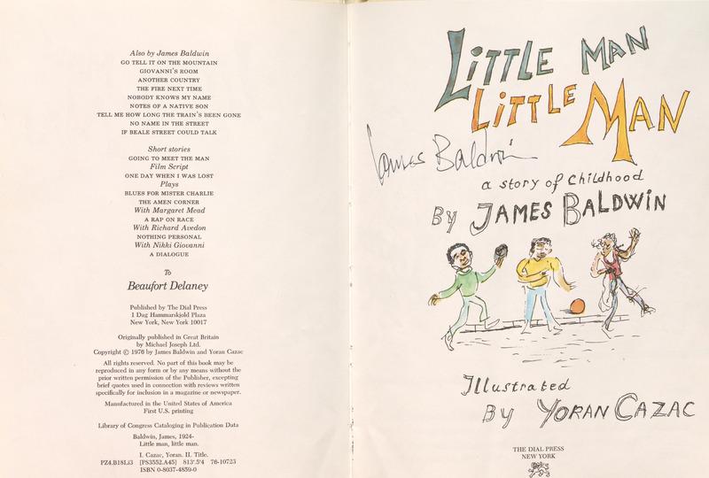 Little Man Little Man: A Story of Childhood
