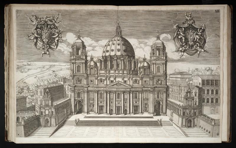 Architettura della Basilica di S. Pietro in Vaticano