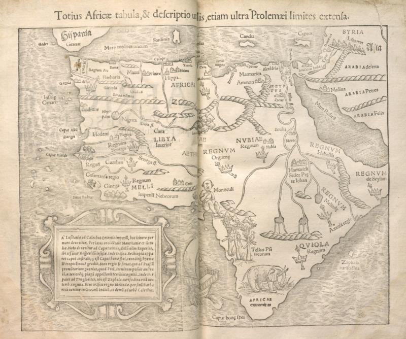 Cosmographiae universalis Lib. VI