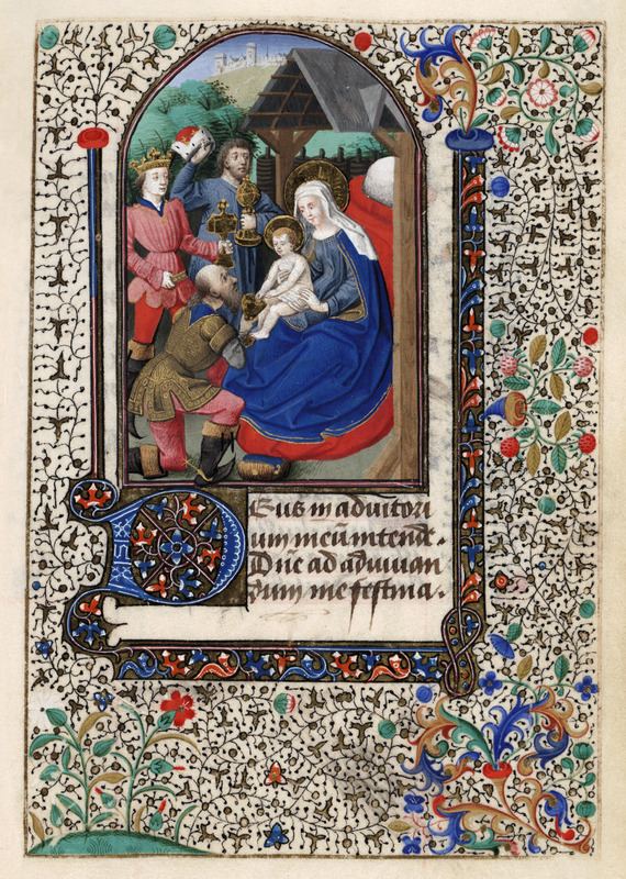 'Viefuille' Book of Hours