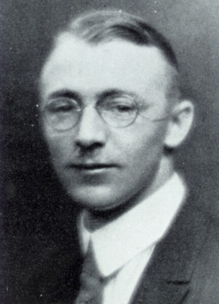 Photograph of Dr. Joseph Gilchrist